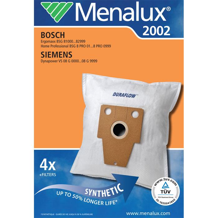 Tolmukott Menalux 2002 Bosch/Siemens